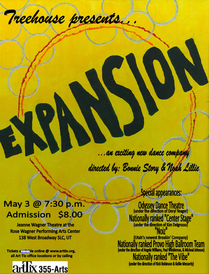 Expansion Poster