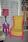 Vintage Chair Refurbished by Tonya