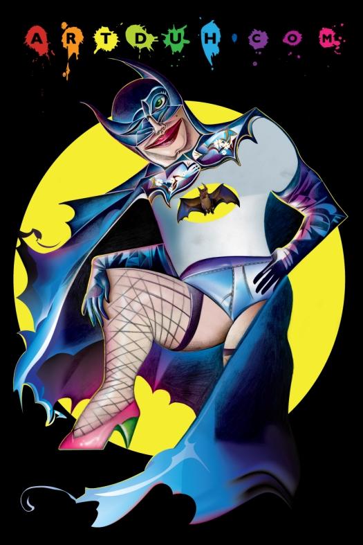 Pride Batman