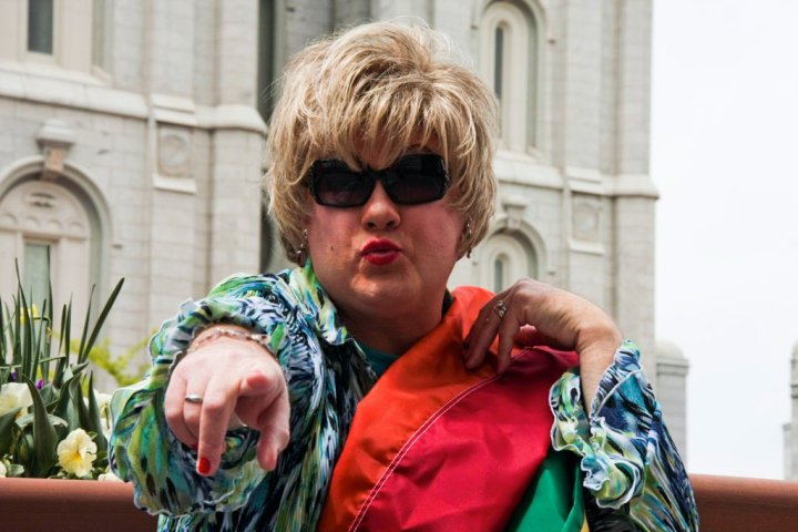 Sister Dottie Wants YOU to Show Your Pride