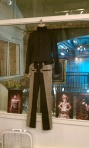 Jordan H's black western and 2 toned pants