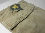 Recycled Cargo Pants iPad Cozy by MyGreenMonkeyDesigns