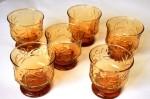 Vintage Depression Glass by vnes