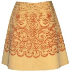 Wood Carving Skirt by madewithlovebyhannah