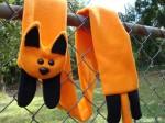 Fox Spirit Scarf by smokyhollow