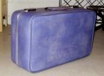 Purple Suitcase by LunaPerro