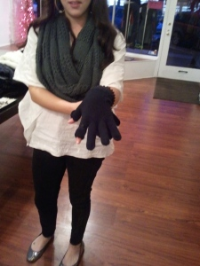 Texting Gloves - Q