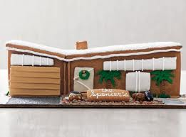 Double Wide Gingerbread Trailor
