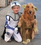 Toby the Hairy Yoda