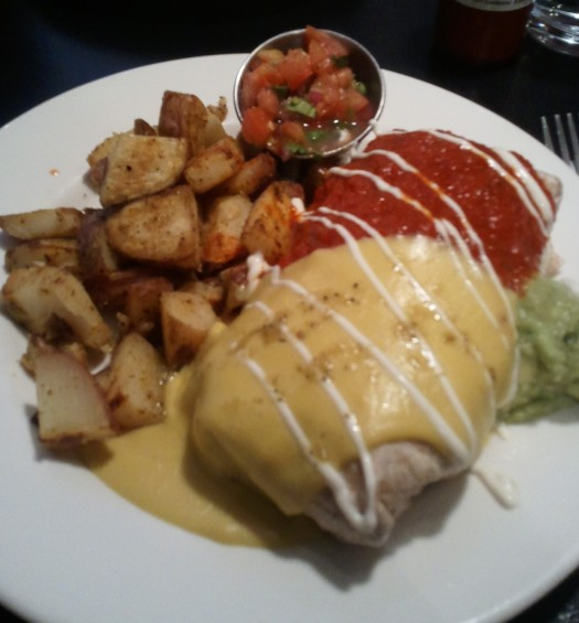 Vertical Burrito