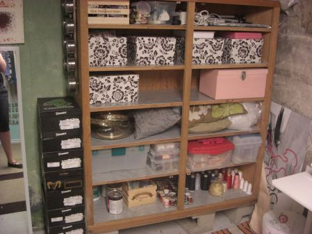 Craft Shelves - After
