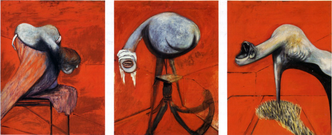 Pics For > Francis Bacon Screaming Pope Francis Bacon Artist Screaming Pope