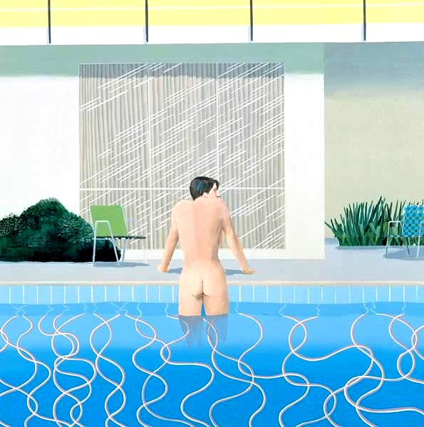 Many artists are synthetes, like David Hockney