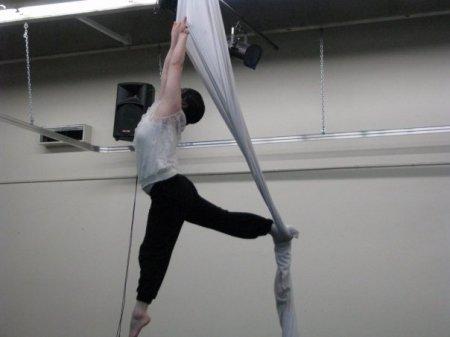 Hannah in Air