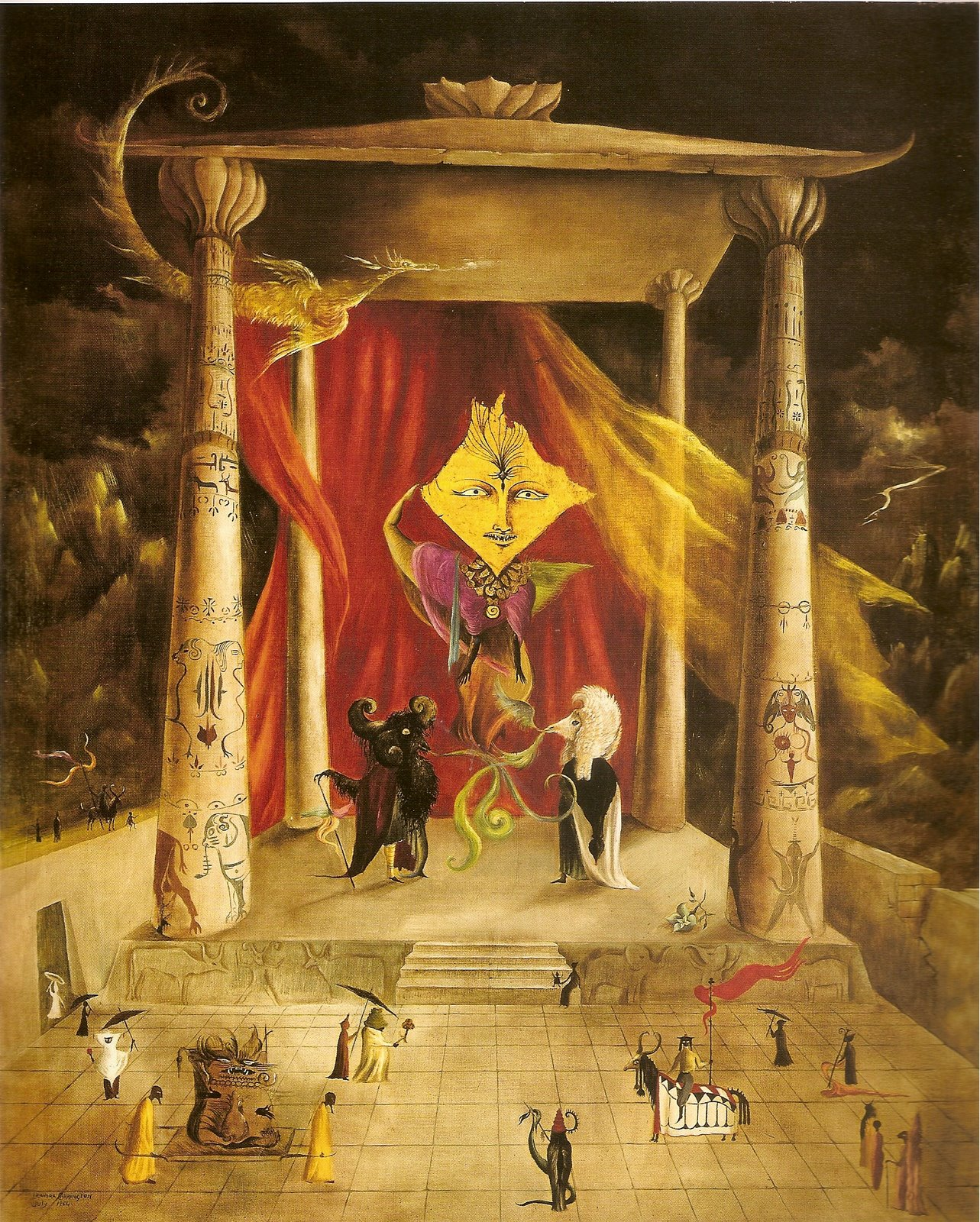 Leonora Carrington - colour.