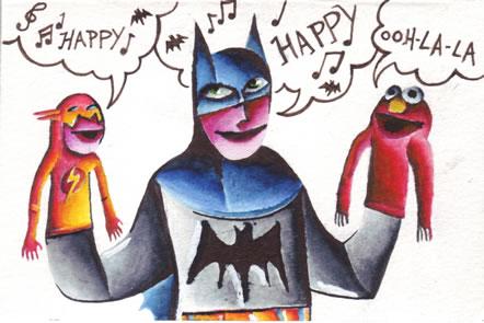 BatmanFlashElmo