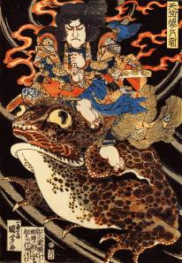 tenjiku-tokubei-riding-a-giant-toadn