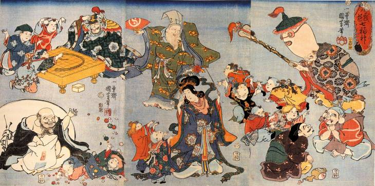 the-seven-gods-of-good-fortune