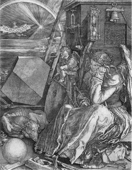"""Melancholia"" 1514"