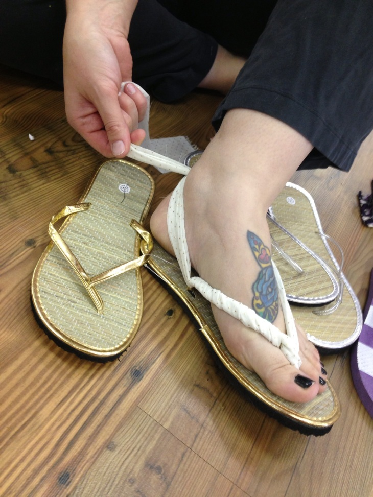 Rachel's Shoes