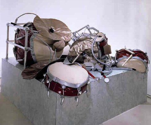 Ghost Drum Set