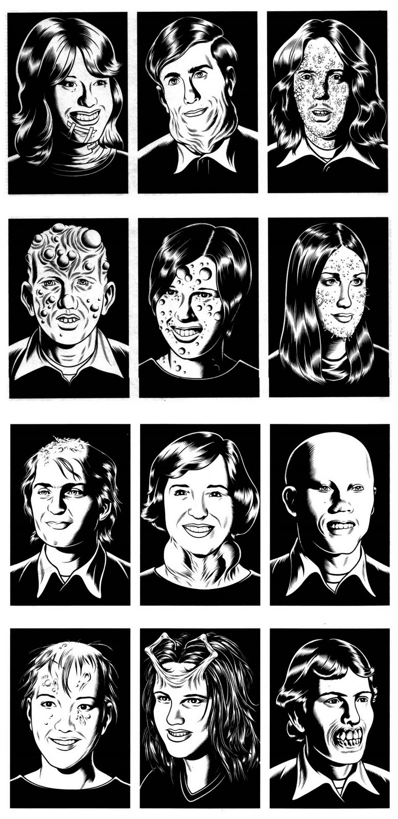Black Hole Comic Yearbook - Pics about space