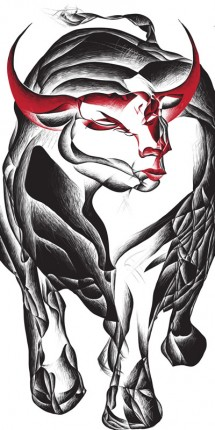 """Taurus"" - by Todd Powelson"