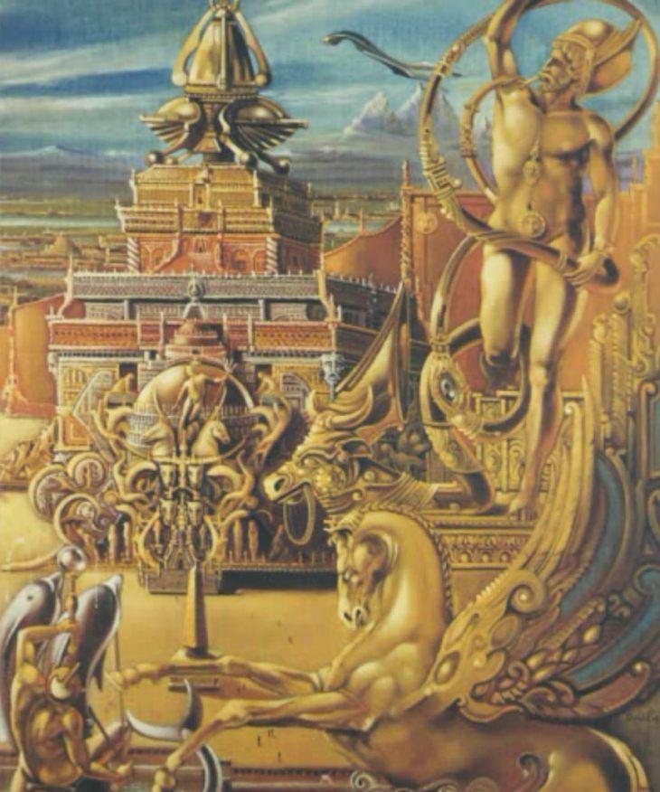 Atlan Temple