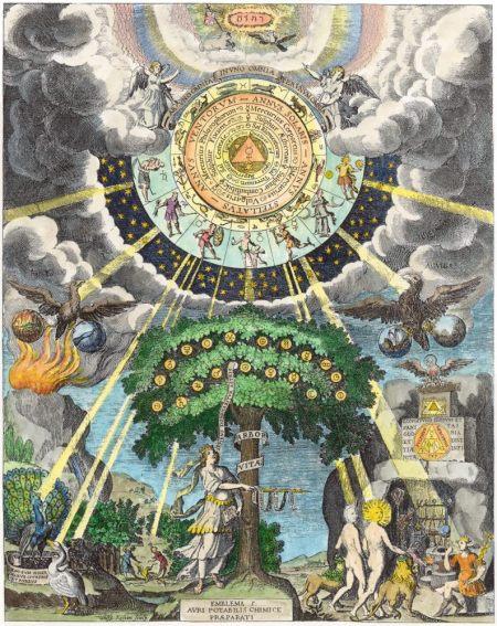 """""""Alchemy Tree"""""""