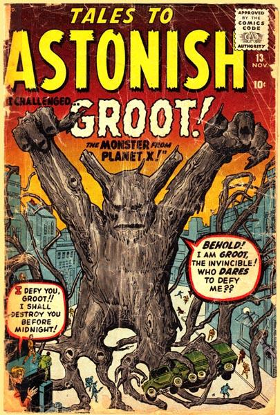 """""""I am Groot?"""""""