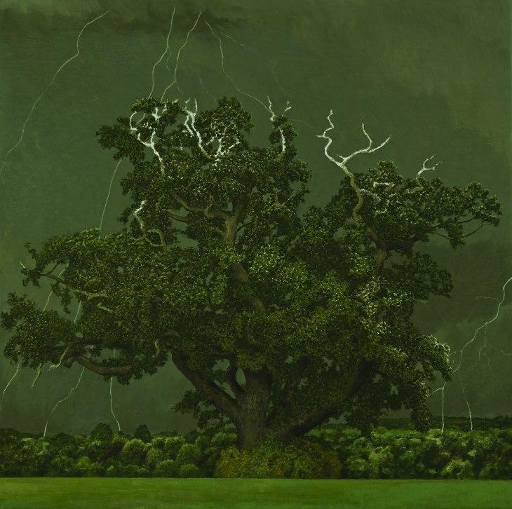 """""""Oak Tree"""" - David Inshaw"""