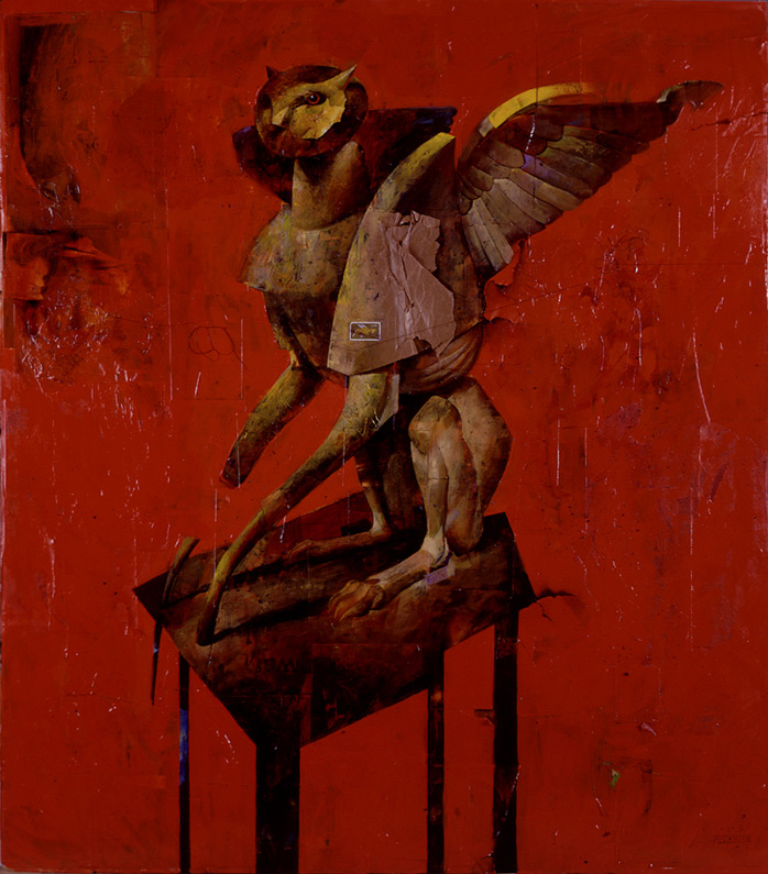 """Sphinx: Narcolepsy Series"" by Dave McKean"