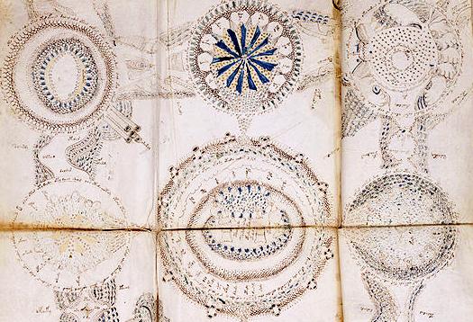 Voynich-Manuscript-4