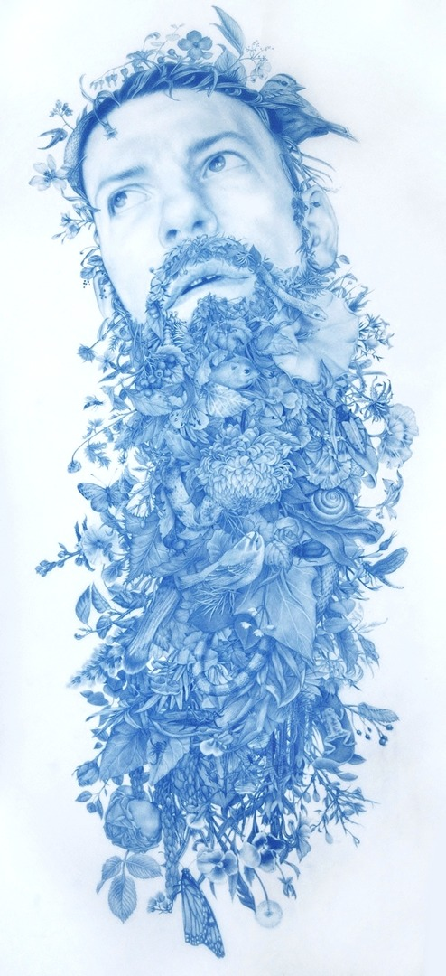 """Wildman 2"" by Zachari Logan"