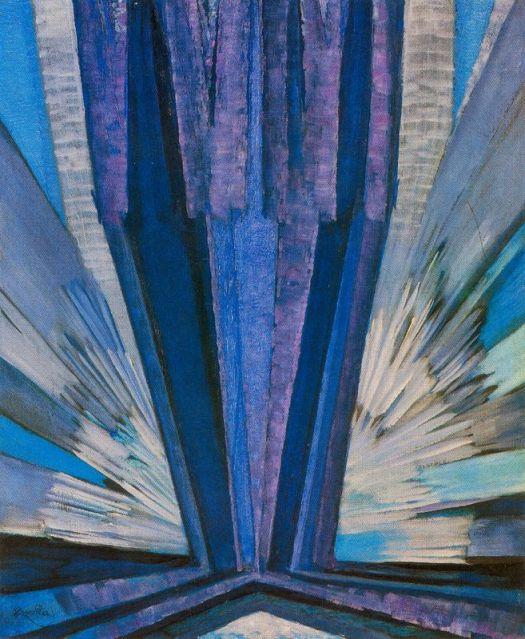 """""""Blue"""" 1914"""
