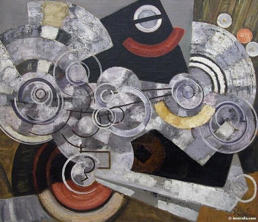 """Fanny Machine - The Machinery"" 1928"