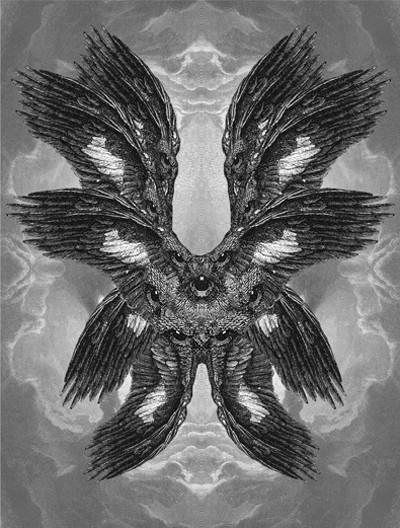 """""""Seraphim II"""" by Dan Hillier"""