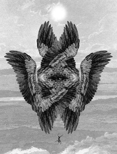 """""""Seraphim"""" by Dan Hillier"""