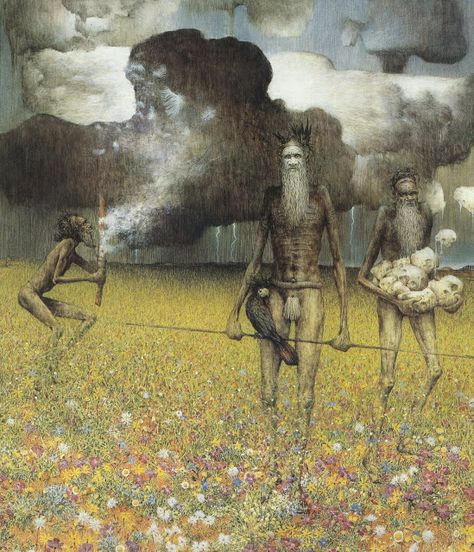 """""""Rainmakers"""" by Ainslie Roberts"""