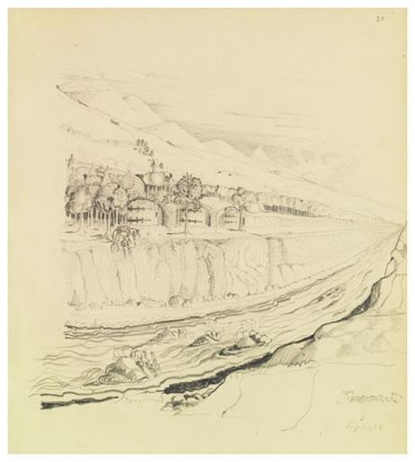 """""""Nargothrond"""" by J.R.R. Tolkien"""