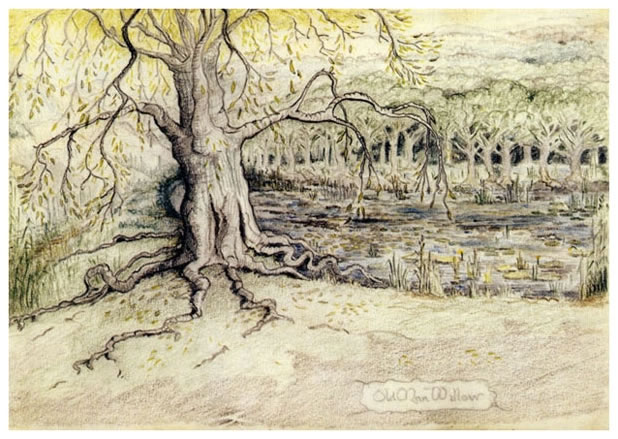 """Old Man Willow"" by J.R.R. Tolkien"