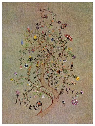 """Tree in Flower"" by J.R.R. Tolkien"