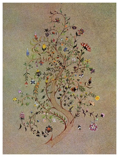 """Tree in Flower"" by J.R.R. Tolkien"
