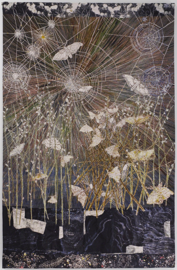 """Spinners"" by Kiki Smith, 2014"