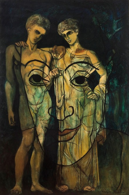 """Adam and Eve"", Francis Picabia"