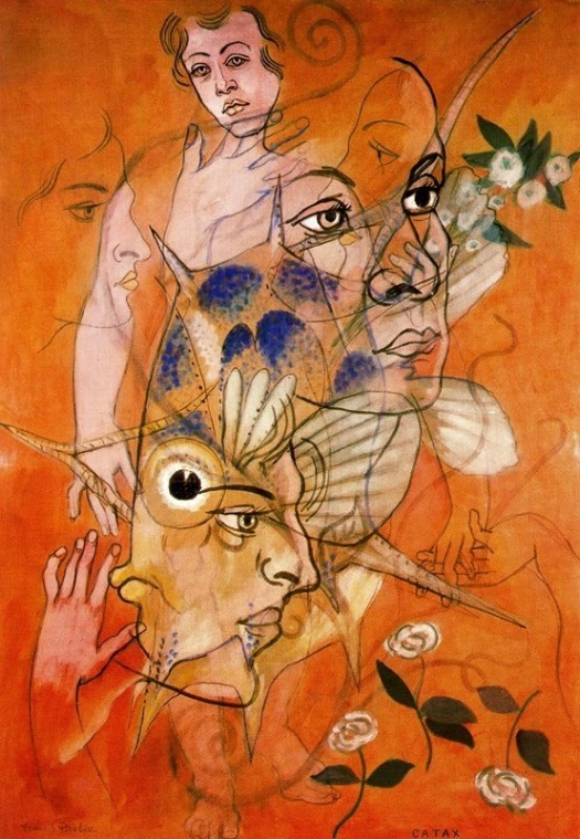 """Catax"", Francis Picabia,1929"