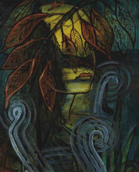 """""""Femme Fleur"""", Francis Picabia"""