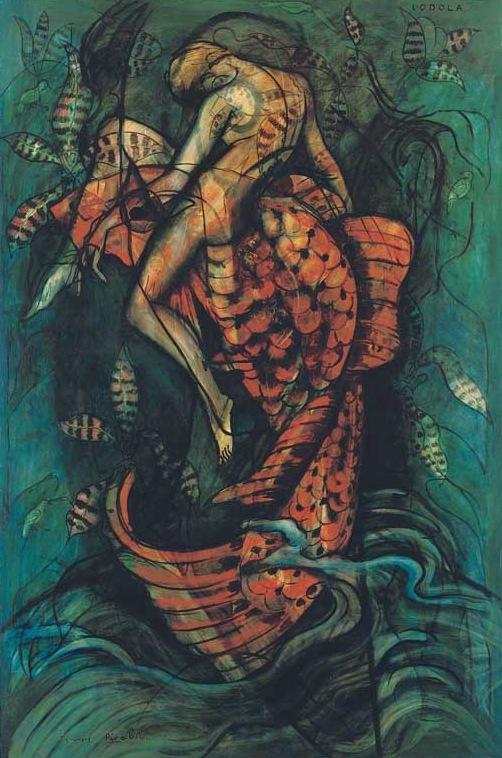 """""""Lodola"""", Francis Picabia"""