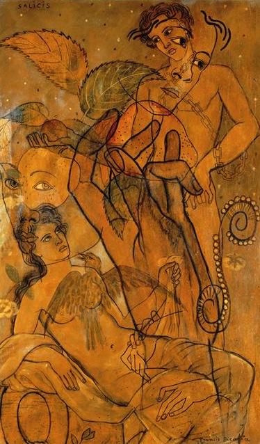 """Salicis"", Francis Picabia"