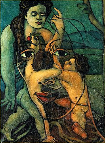 """Gemini"", Francis Picabia"